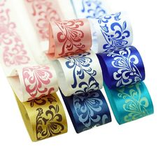 Surker 8 pcs DIY Hair Accessories Headdress Head Flower Ribbon >>> Read more  at the image link.
