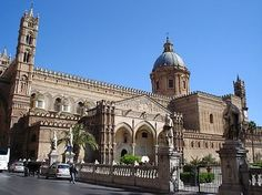 Palermo Cathedral - Palermo, Italy