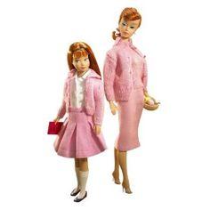 Collector Barbie Barbie/Skipper Vintage #2 Set