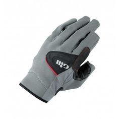 Musto Rot Segelhandschuh Essential Sailing Glove S/F