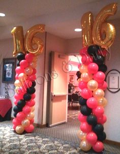 sweet 16 prom theme - Google Search