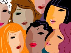 Feminism and Race: Just Who Counts As A 'Woman Of Color'?