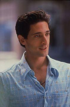 Adrien Brody in Oxygen (1998).