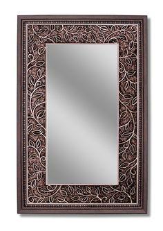 Bronze Ivy Mirror (1202)