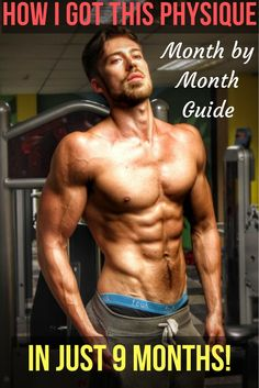 Ways to Build Muscle Fast and get the body you've always wanted