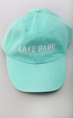 2841b259d0d8d charlie southern  lake babe hat House Essentials