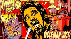 "Wolfman Jack presents ""Haunted House"" by Jumpin' Gene Simmons"
