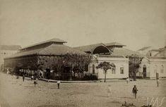 Mercado de São José. Bairro de São José 1880
