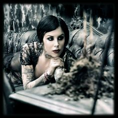 Kat Von D- my inspiration for staying true to my individuality