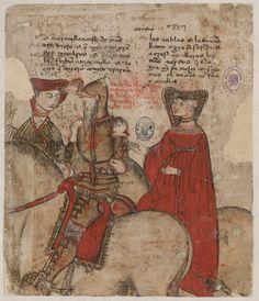 Tristán de Leonís, s. XV