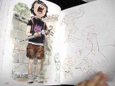 2011 sketch collection / 金政基 Kim Jung-GI 2011個人作品集