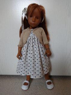 Sasha Puppenkleider Onlineshop - sasha-outfits Webseite!