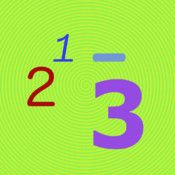 Beginners Subtraction #Education App for #iPhone