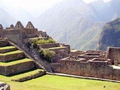 Machu Picchu- 1 van de 7 wereldwonderen