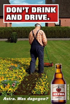 Drink and Drive Astra