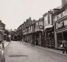 High Street, Shanklin.