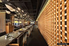 Yakiniku Master Restaurant // Golucci International Design | Afflante.com