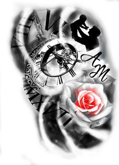 Our Website is the greatest collection of tattoos designs and artists. Find Inspirations for your next Clock Tattoo. Search for more Tattoos. Forarm Tattoos, Leg Tattoos, Body Art Tattoos, Tatoos, Daddy Tattoos, Father Tattoos, Father Son Tattoo, Family Tattoos For Men, Tattoos For Guys