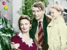Its a wonderful life Movie....hubby's Christmas must-watch