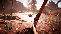 There is something wrong with this bear... (Far Cry Primal)