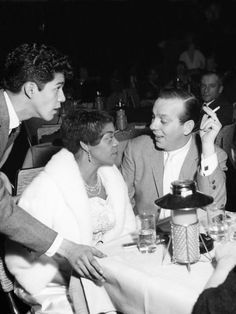 Dinah Washington Biography | Dinah Washington and Rafael Campos – One of the Queen's Men ...