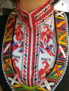 Fiesta Decorations, Folk Clothing, Folk Embroidery, Folklore, Bohemian Rug, Cross Stitch, Costumes, Craft, Clothes