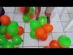 DIY Fazendo arco de balão modelo diferente .festa em casa Making different model balloon bow - YouTube Youtube, Diy, Bow Making, Balloon Ideas, Home Ideas, House Party, Bricolage, Diys, Handyman Projects