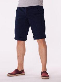 Pantaloni scurti barbati Luppo albastru marin