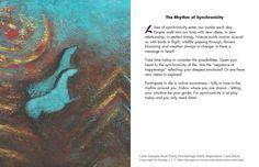 The Rhythm of Synchronicity, Pony Ponderings, Inspiration Cards
