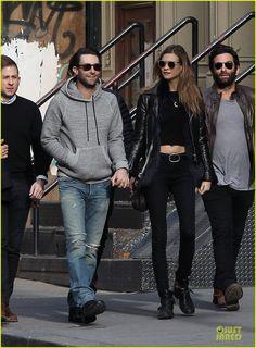 #BehatiPrinsloo #wearingher# MaraCarrizoScalise # MoonNecklace #gold# VS #supermodel # Streetstyle