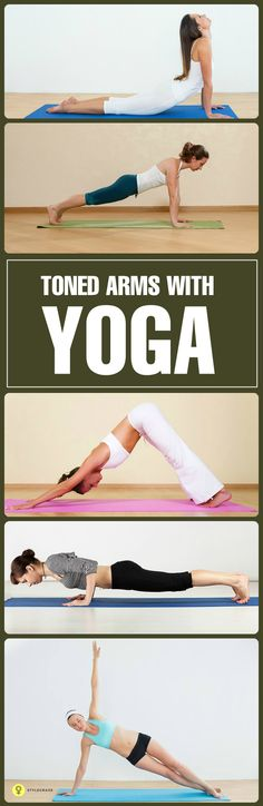 Do you want well-toned arms? If yes, then yoga can help you tone and strengthen them, making them look their best. Make the best of what ...