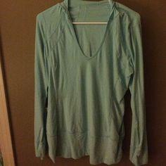 Zella yoga shirt Euc Zella Tops Tees - Long Sleeve