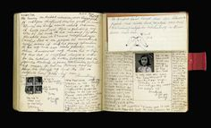 RT June 1942 – Anne Frank receives a diary for her thirteenth birthday. 13th Birthday, Start Writing, World War Two, Book Lovers, My Books, Best Friends, Activities, Reading, Anna