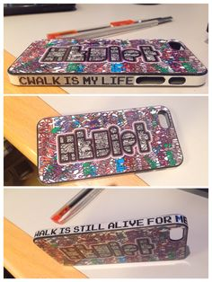Bomb sticker Cover to iphone By Hau