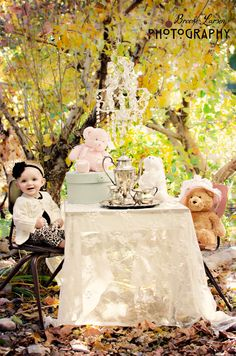 Start at Home: Tea Party!!