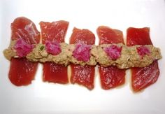 Liberace published his spicy tuna sashimi recipe in the 1970s -- a ...