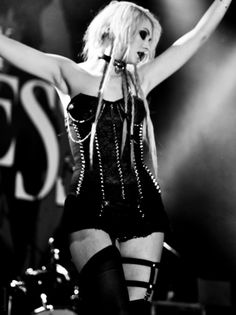 Taylor Momsen - KATE (maybe a bit of Chris too?)