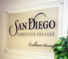 San Diego Christian College SDCC - Santee, CA (formerly located in El Cajon, CA)