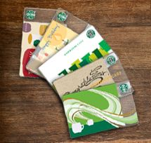 Starbucks Card for Mother's Day - from starbucksstore.com