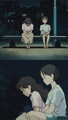 Wallpaper Wa, Cute Disney Wallpaper, Studio Ghibli Art, Studio Ghibli Movies, Hayao Miyazaki, Film Anime, Anime Art, Aesthetic Anime, Aesthetic Art