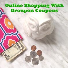 One of the things I love about online shopping is coupons. Today's post is about online shopping the smart way with Groupon Coupons. Saving Ideas, Money Saving Tips, Shopping Hacks, Online Shopping, Money Games, Frugal Living Tips, Financial Tips, Money Matters, Ways To Save Money