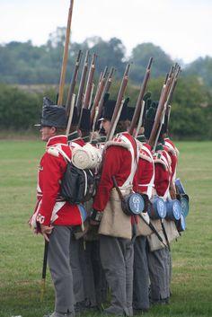 68th Light Infantry Larp, Marina Real, Red Coats, British Army Uniform, Empire, War Of 1812, Military Uniforms, Napoleonic Wars, Military History
