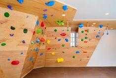 Climbing Wall Kids, Workout Stations, Bouldering Wall, African Colors, Basement Walls, Home Reno, Reno Ideas, Playroom, Backyard