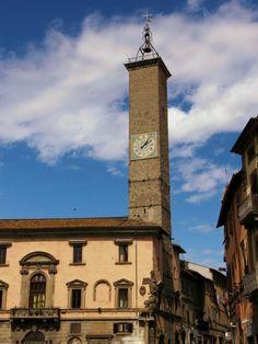 Viterbo-Torre Civica - Viterbo Lazio Italy