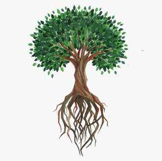 Floating tree - Ehlana Durfee