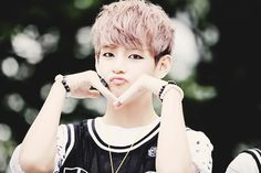 """V"" Taehyung aww cutie"