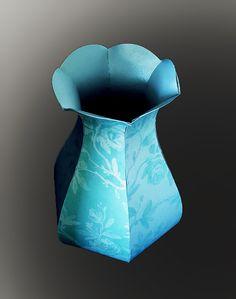 Fancy Vase Template by MySVGHUT on Etsy