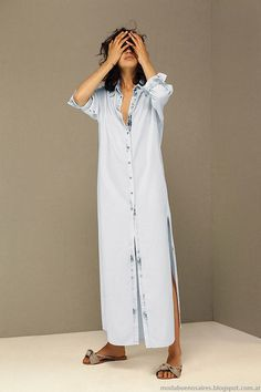Shirt dresses for my trip to Israel Beautiful Outfits, Cool Outfits, Summer Outfits, Fashion Outfits, Casual Chic, I Dress, Shirt Dress, Androgynous Fashion, Mode Hijab