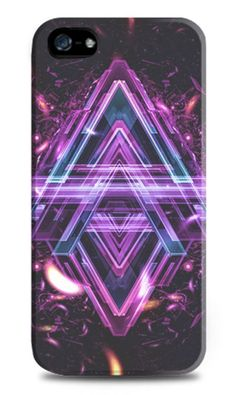 """Abstraksi A Case by Rido Alamsah. Abstraksi A is a case that made from """"A"""" as a point of view with purple color. This iPhone case available for iPhone 4, 4s, 5, 5s and 5 c. And for samsung galaxy note 2 and 3, samsung galaxy s3 and s4. http://www.zocko.com/z/JFR4H"""