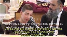 A experiência e Revelação SOBRENATURAL de um adolescente judeu - GOGUE E...